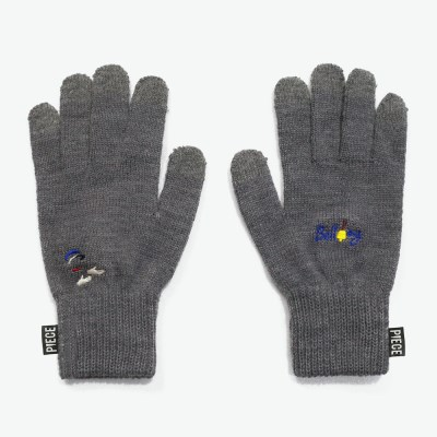 BELLBOY SMART GLOVES (GREY)_(401041699)