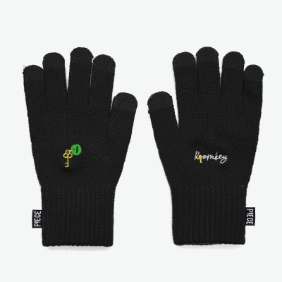 ROOMKEY SMART GLOVES (BLACK)_(401041696)
