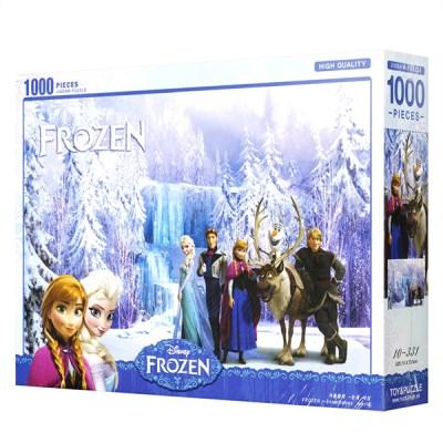 직소퍼즐 1000피스 겨울왕국 TP-1002