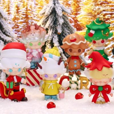 [팝마트코리아 정품 판매처] 디무-크리스마스 시리즈 2019_박스
