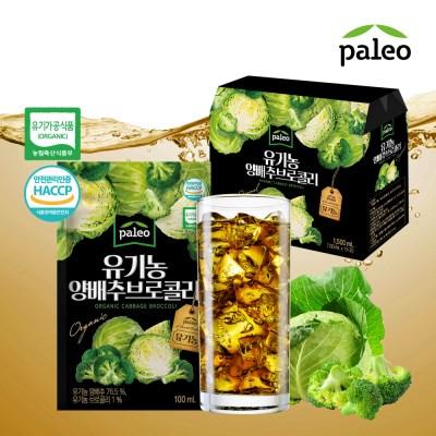 [팔레오] 유기농 양배추브로콜리즙 (100mlx30포) 1박스
