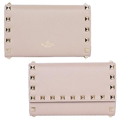 19FW 발렌티노 락스터드 지갑 (누드) SW2P0S41 BOL P45
