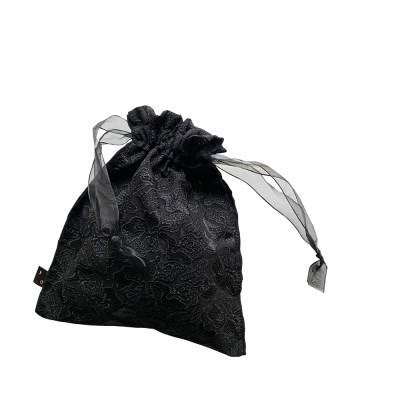 commodnol ribbon pouch_black