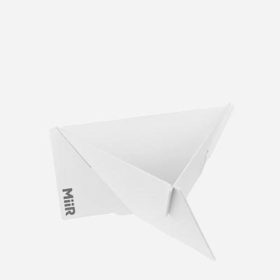 미르 푸어리가미 휴대용 드리퍼 - 화이트_(1452241)