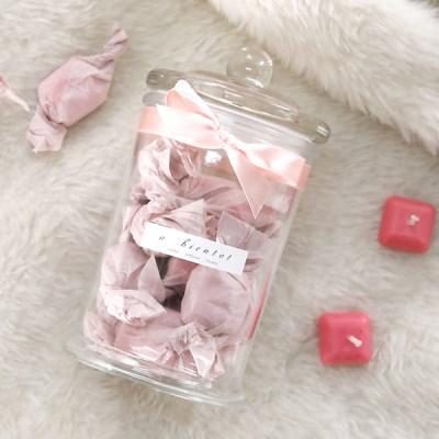 미니 캔디 캔들 15P(핑크/러블리)