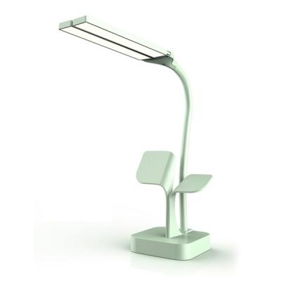 더블 LED 램프 탁상 무선스탠드 책상 독서스탠드