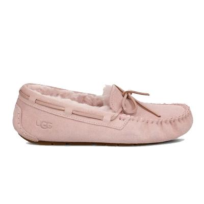 어그 여성 다코타 핑크 크리스탈 양털로퍼 (UGG DAKOTA_(810428)