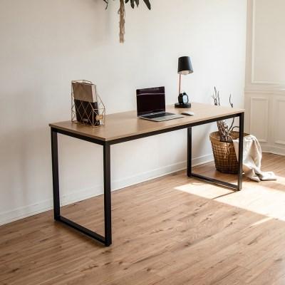 [리코베로] 스퀘어 다용도 철제 책상 테이블 1500 6컬러