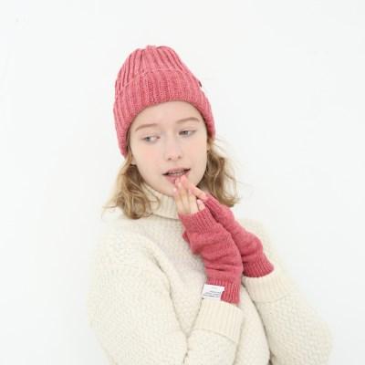 다소니 장갑 핑크