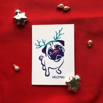 크리스마스? 크리스마스 카드
