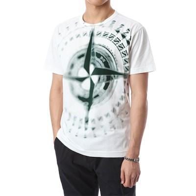 스톤아일랜드 19FW V0099 티셔츠 71152 3383_(919404)