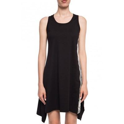 Y3 스트립 미디 드레스 FJ0310_(920293)