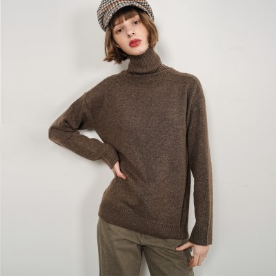 Jude Cashmere Pullover_Brown_(53539)