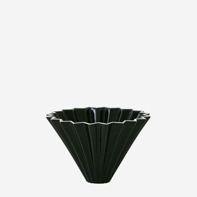 오리가미 도자기 커피드리퍼 S 1-2인용 블랙_(1453905)