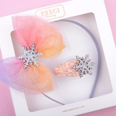 시크릿매직 헤어밴드+헤어핀 선물세트