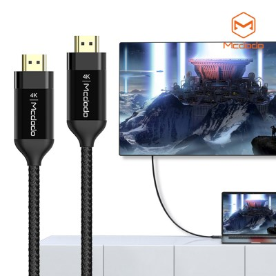 Mcdodo HDMI 2.0 4K 연결 데이터 케이블