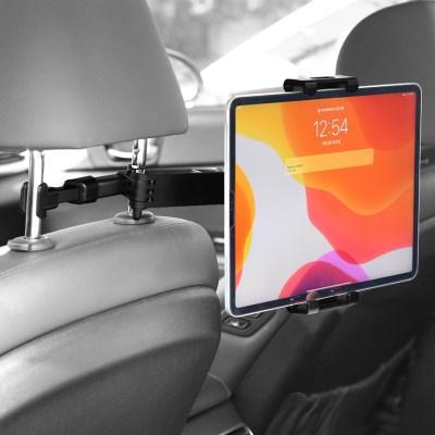 [벤토사] 차량용 헤드레스트 태블릿 스마트폰 거치대 3세대