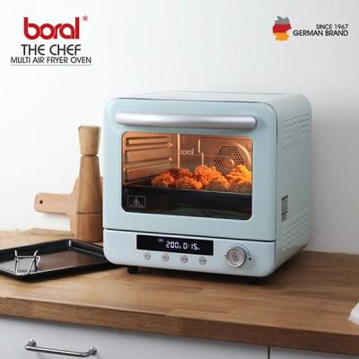 보랄 더쉐프 20리터 에어프라이어 오븐 BR-AF1300S