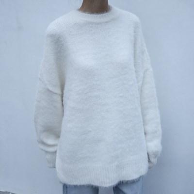 angora loose knit (2colors)_(1407011)