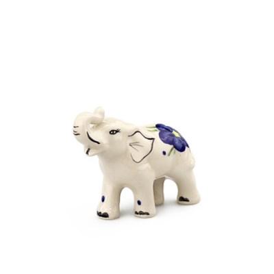 [폴란드그릇 BN]168/D52 코끼리장식_(13737945)