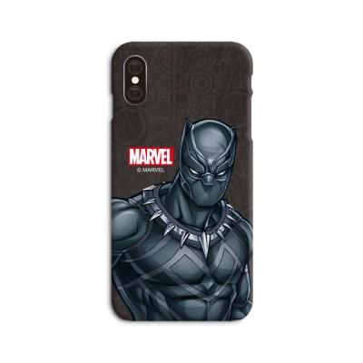 마블 히어로캐릭터 스마트폰 하드케이스 블랙팬서_(69048)
