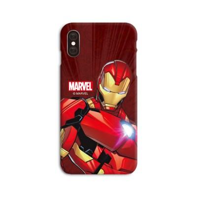 마블 히어로캐릭터 스마트폰 하드케이스 아이언맨_(69047)