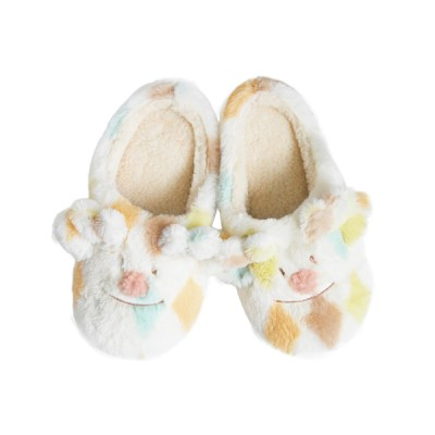 크래프트홀릭 Fluffy RIBOU SLIPPER