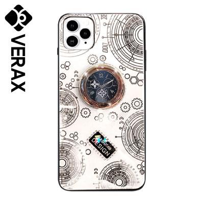 아이폰8플러스 스탠딩 마그네틱 링 하드 케이스 P406_(2206623)