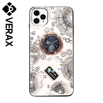 아이폰6S플러스 스탠딩 마그네틱 링 하드 케이스 P406_(2206625)