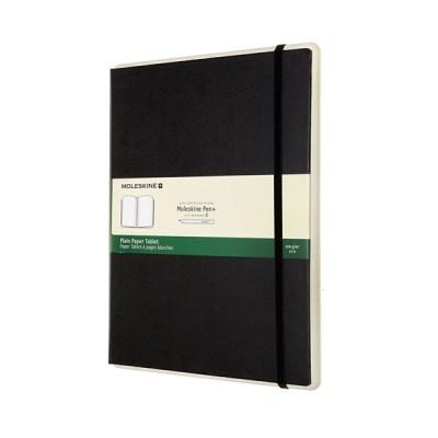 몰스킨 페이퍼 태블릿-플레인/블랙 하드 XL