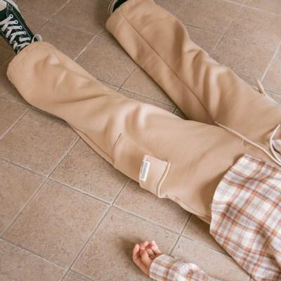 NEONDUST 19W Cotton Pants BEIGE