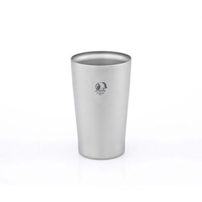 아베나키 티타늄 더블월 비어컵 320ml