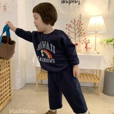 [아동](WT)레인보우상하세트(양기모)_(1823951)