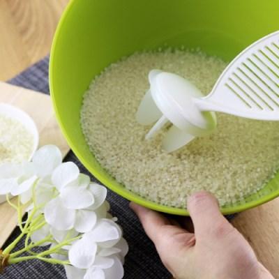 아파트32(APT32) 쌀 세척봉 쌀 브러쉬/ 쌀씻게/ 라이스워시