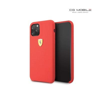 [CGMobile] 아이폰 11/ Pro/Pro Max 페라리 실리콘 하드케이스 레드