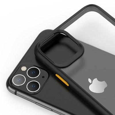 아이폰 [LIKGUS정품]아이폰11 0.46 줌인 젤리+하드_(1726754)