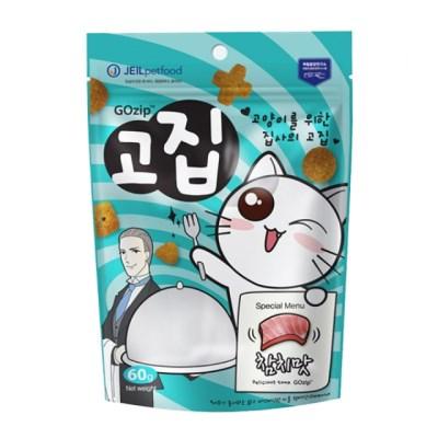 고집 고양이 간식 참치맛 60g_(1210231)