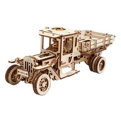 420피스 목재 입체퍼즐 - 유기어스 트럭 UGM-11_(2221015)