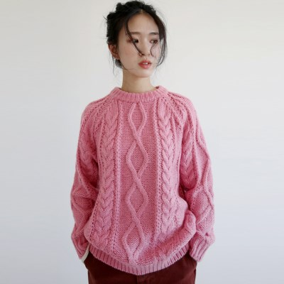 cotton candy sweater (3colors)_(1411277)