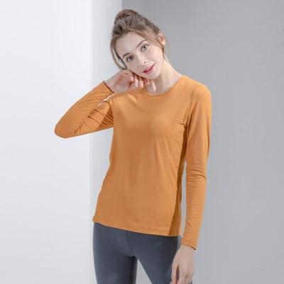 소프트 라인 티셔츠 DFW-TL5034 옐로우
