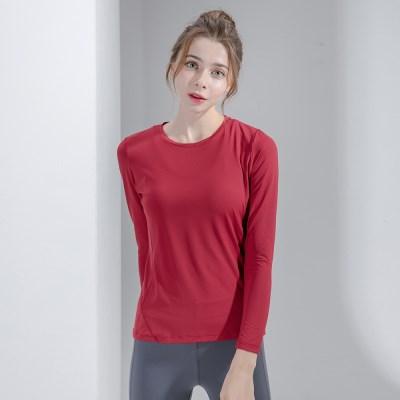 소프트 라인 티셔츠 DFW-TL5034 레드
