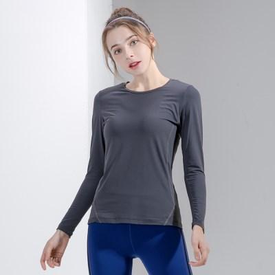 소프트 라인 티셔츠 DFW-TL5034 그레이