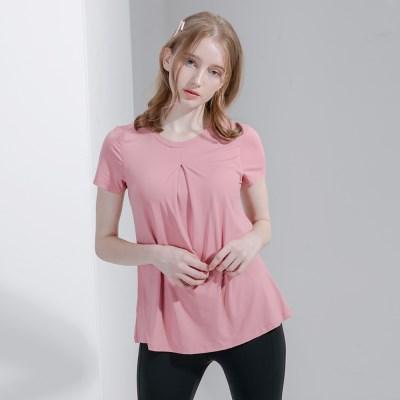 소프트 플레어 티셔츠 DYW-TS2017 핑크