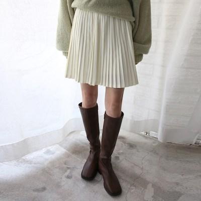 girlish pleats mini skirts_(1411004)