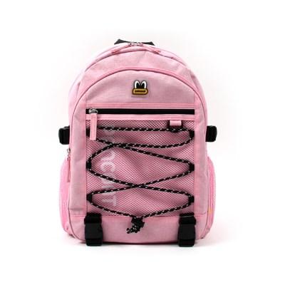 팬콧 버클스트링 백팩 핑크