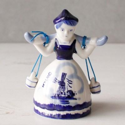 델프트 블루 소녀벨S (W0249)_(2827796)