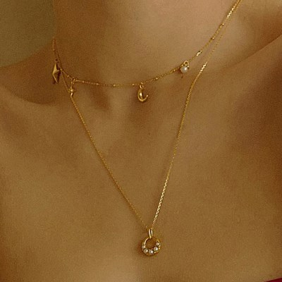Lune Necklace