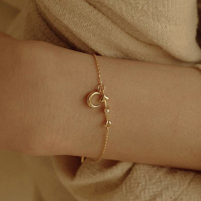 Lune Cupid Bracelets
