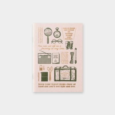 [Travel Tools Collection] 트래블러스노트 Refill note 패스포트