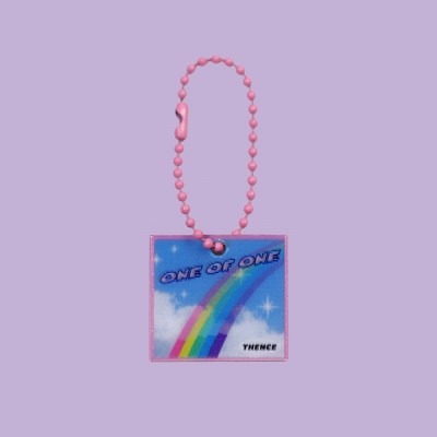 LENTICULAR KEY HOLDER_RAINBOW